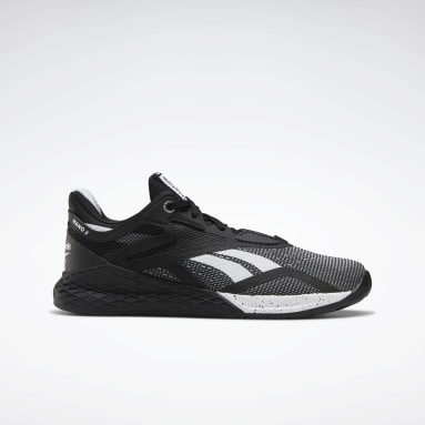 Women Cross Training Black Reebok Nano X Women's Training Shoes