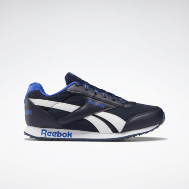 Kids Classics Blue Reebok Royal Classic Jogger 2 Shoes