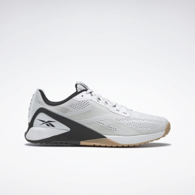 Men Fitness & Training White Reebok Nano X1