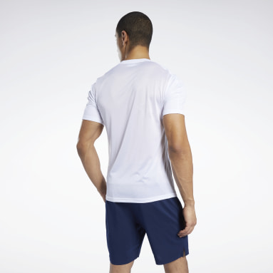 Men Hiking Blue Workout Ready Shorts