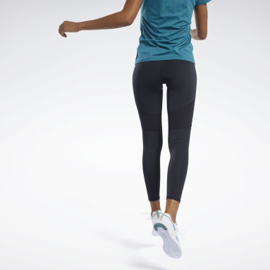 Women Training Black Reebok PureMove Leggings Motion Sense ™