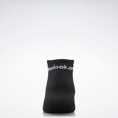 Men Studio Black One Series Training Socks 3 Pairs