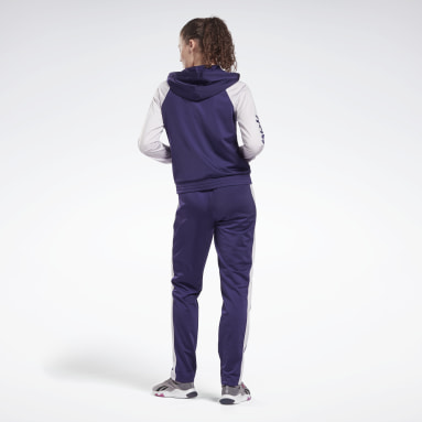 Women Fitness & Training Linear Logo Track Suit