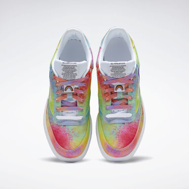 Classics Multicolor Club C 85 Pride Shoes