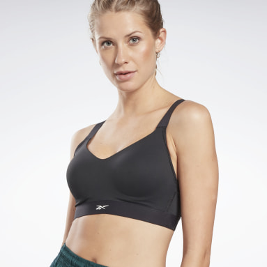 Women Pilates Black Sculpt Sports Bra