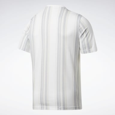 Men Classics White Classics T-Shirt