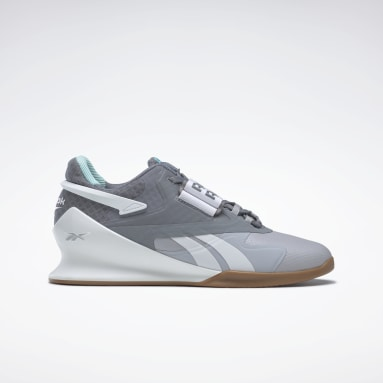 Women Fitness & Training Grey Legacy Lifter II Shoes