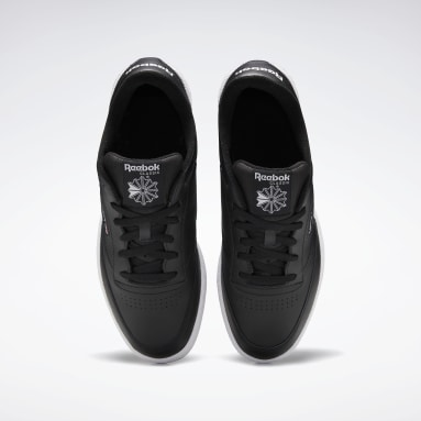 Men Classics Black Club C 85 Men's Shoes