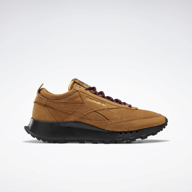 Classics Brown SNS Classic Leather Legacy Shoes