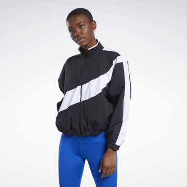 Dam Fitness & Träning Svart Meet You There Jacket