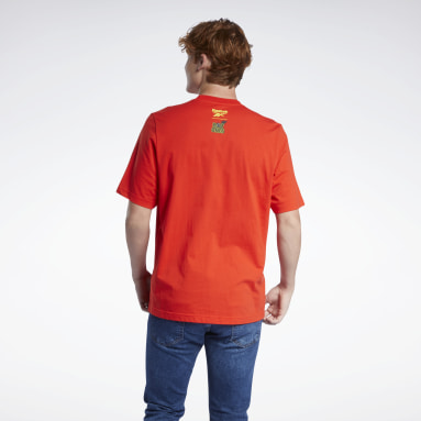 Classics Rood Hot Ones T-shirt