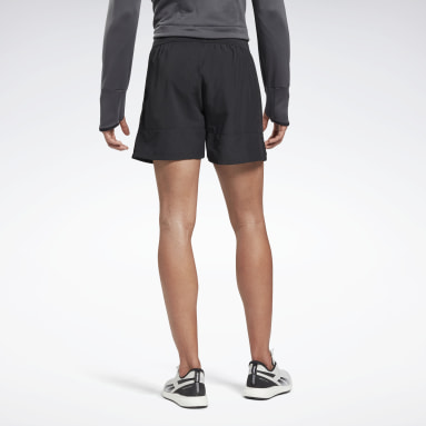 Short Run Essentials 5-Inch Preto Homem Running