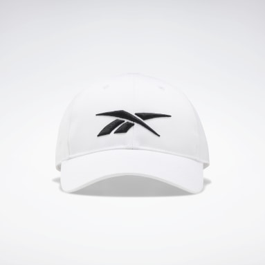 Running White Active Enhanced Baseball Cap