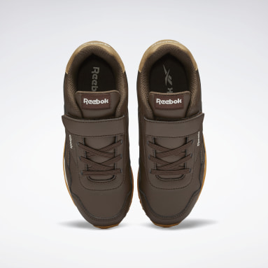 Boys Classics Brown Reebok Royal Classic Jogger 3 Shoes
