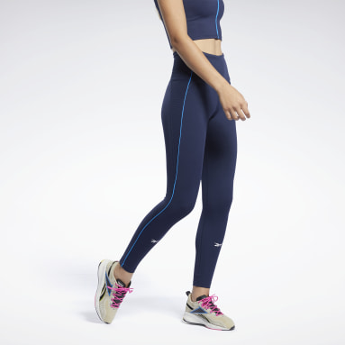 Women Yoga Blue Studio Lux Perform Tights