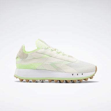 Women Classics White Reebok Legacy 83 Women's Shoes