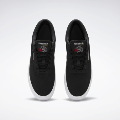 Zapatillas Club C Vulcanised Negro Classics