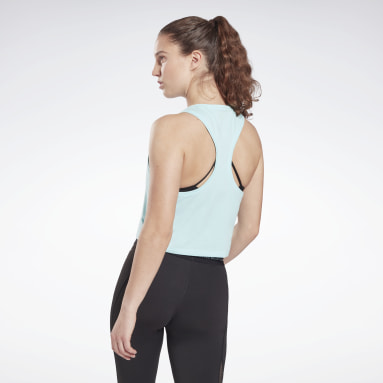 Women Studio Les Mills® Cropped Tank Top