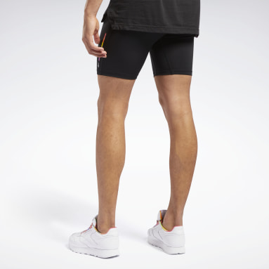 Training Black Pride Fitted Shorts