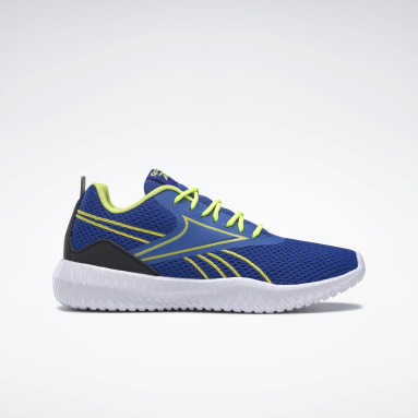 Boys Training Blue Reebok Flexagon Energy Shoes - Preschool