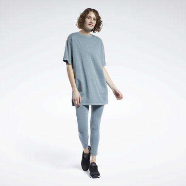 Women Classics Reebok Classics Natural Dye T-Shirt Dress