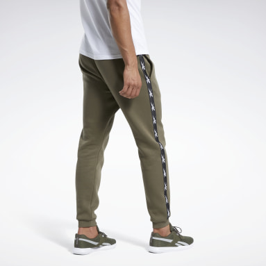Herr Fitness & Träning Grön Training Essentials Tape Jogger Pants