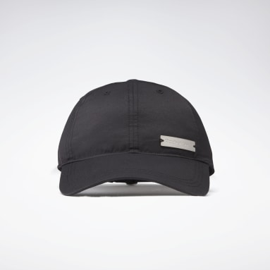 Gorra Foundation Negro Running