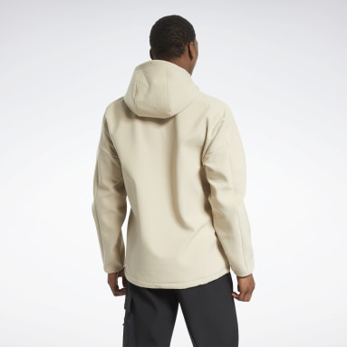 Men Hiking Edgeworks Quarter-Zip Anorak