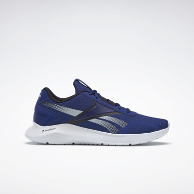 Men Running Blue Reebok Energylux 2 Men's Running Shoes