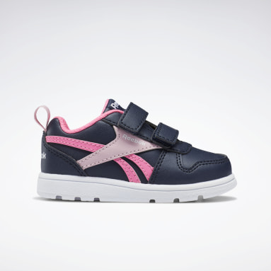 Girls Classics Blue Reebok Royal Prime 2 Shoes
