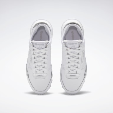 Zapatillas Classic Leather Legacy Blanco Niño Classics