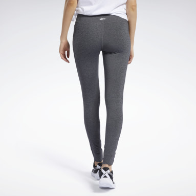 Frauen Yoga Reebok Lux Tight 2.0 Grau