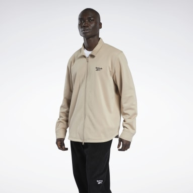 Men Classics Beige CL TS SHACKET