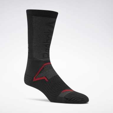 CrossFit Black CrossFit® Tech Crew Socks
