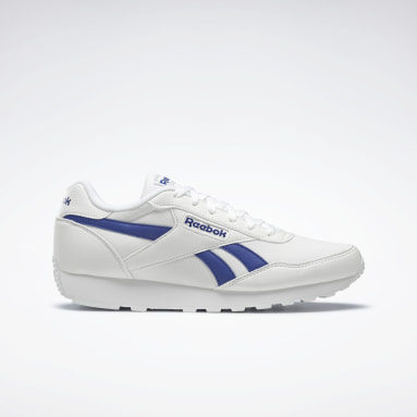 Classics White Reebok Rewind Run Shoes