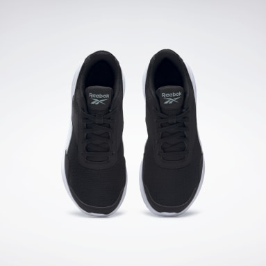 Women Running Black Energen Lite Shoes