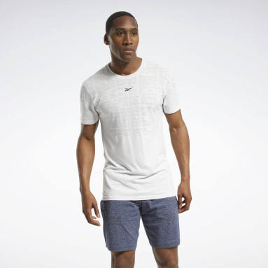 Mænd HIIT Grey United By Fitness MyoKnit Tee