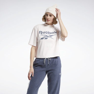 Women Classics Classics Winter Escape Mock Neck T-Shirt