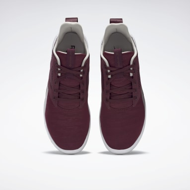 Women City Outdoor Burgundy Reebok Ever Road DMX 3 Shoes
