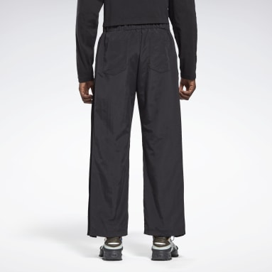 Classics Svart Reebok by Pyer Moss Pleated Track Pants
