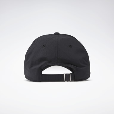City Outdoor Black Active Foundation Badge Cap