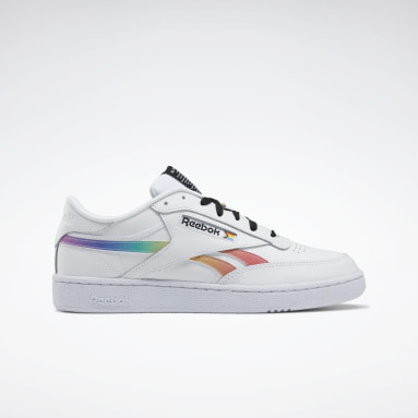 Classics White Club C Revenge Pride Shoes
