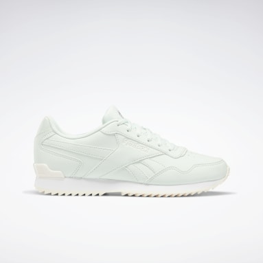 Kvinder Classics Reebok Royal Glide Ripple Clip Shoes