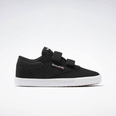 Kids Classics Black Club C Coast Shoes - Preschool