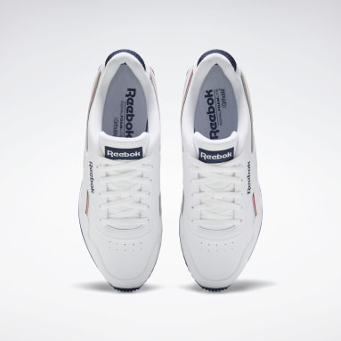 Classics White Reebok Royal Glide Shoes