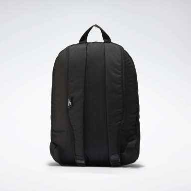 Zaino Active Core Large Logo Nero Outdoor