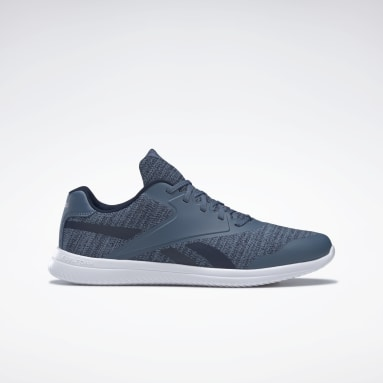 Men City Outdoor Blue Reebok Stridium Shoes