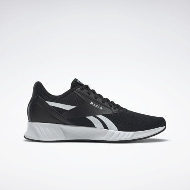 Running Black Reebok Lite Plus 2 Shoes