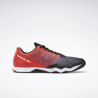 Men Cross Training Red Reebok Speed TR Men's Training Shoes