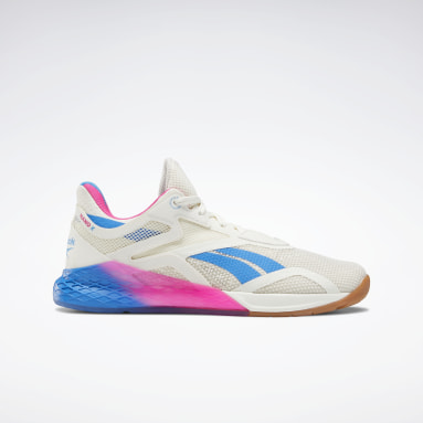 Women Cross Training White Reebok Nano X Women's Training Shoes